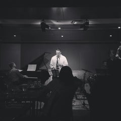 Photo taken at The Jazz Room at The Kitano by Fernando D. on 8/18/2015