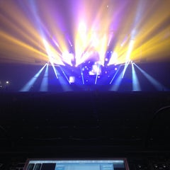 Photo taken at Metro Radio Arena by Christian L. on 5/5/2013