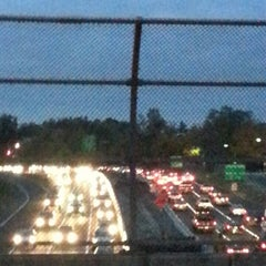 Photo taken at Garden State Parkway - Irvington by Rob C. on 10/30/2013