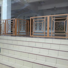Photo taken at Masjid Sepang by Rough T. on 11/21/2015