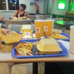 Photo taken at Burger King by Damla G. on 7/31/2015