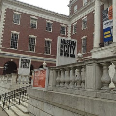 Photo taken at Museum of the City of New York by Greta R. on 3/31/2013