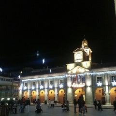 Photo taken at Avilés by Cristina S. on 12/21/2012