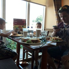 Photo taken at Brewers Fayre by Erika B. on 8/19/2013