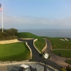 Photo taken at Trump National Golf Club by Amol K. on 4/8/2013