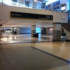 Photo taken at Harrisburg International Airport (MDT) by Jackson on 6/24/2013