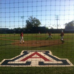 Photo taken at Hi Corbett Field by Garren K. on 4/17/2013
