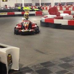 Photo taken at K1 Speed Phoenix by Megan L. on 12/31/2013