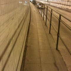 Photo taken at Posey Street Tube by Christopher W. on 9/16/2012