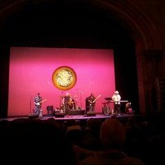 Photo taken at Laxson Auditorium by Ryan O. on 9/14/2013