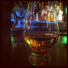 Photo taken at Village Whiskey by Daniel B. on 1/24/2013