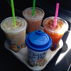 Photo taken at Dutch Bros. Coffee by Cara T. on 5/13/2015