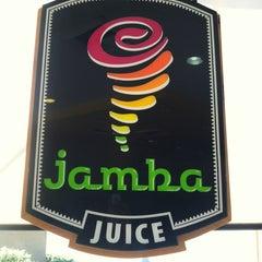 Photo taken at Jamba Juice by James B. on 1/13/2013