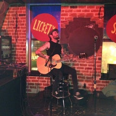 Photo taken at Lickety Split by Becca L. on 1/19/2013