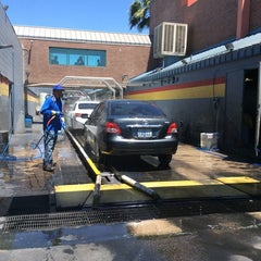 Photo taken at Oasis Hand Car Wash by John Lafond W. on 5/14/2014