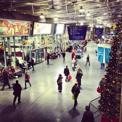 Photo taken at Manchester Piccadilly Railway Station (MAN) by Christian A. on 1/3/2013