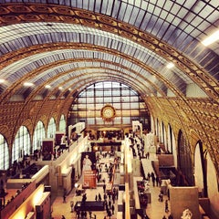 Photo taken at Musée d'Orsay by Christian A. on 1/2/2013