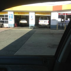 Photo taken at Shell by Secret B. on 10/23/2013