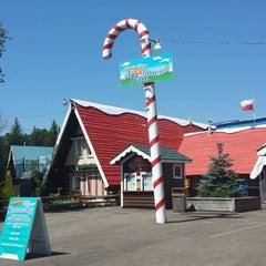 Photo taken at Santa's Village Azoosment Park by Melanie D. on 7/19/2013