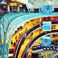 Photo taken at Афимолл Сити / Afimall City by Andrey K. on 4/19/2013