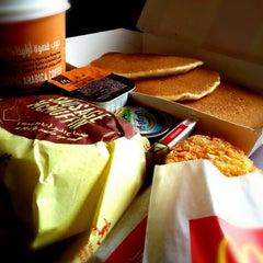 Photo taken at McDonald's   ماكدونالدز by Sharan S. on 5/12/2013
