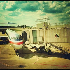 Photo taken at Nashville International Airport (BNA) by Jesus D. on 5/16/2013