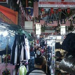 Photo taken at Petaling St. (茨厂街 Chinatown) by KL Wong on 3/5/2013