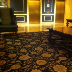 Photo taken at Sheraton St. Louis City Center Hotel & Suites by Sophie L. on 10/7/2012