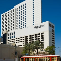 Photo taken at The Westin New Orleans Canal Place by HotelPORT on 7/1/2014