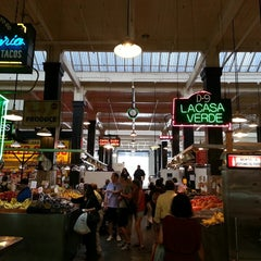 Photo taken at Grand Central Market by Paul N. on 6/24/2013
