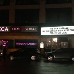 Photo taken at Tribeca Cinemas by Kalsii on 2/24/2013