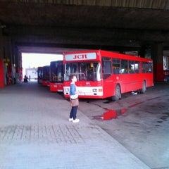 Photo taken at Автобуска станица Скопје / Skopje Bus Station by Dejan R. on 5/12/2013