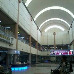 Photo taken at Hang Nadim International Airport (BTH) by aditya k. on 12/4/2012