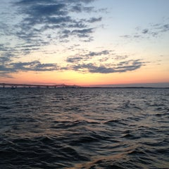 Photo taken at Chesapeake Bay by Abby W. on 4/26/2013