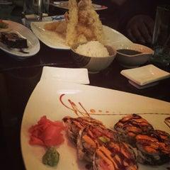 Photo taken at Sushi Tatsu II by Axel A. on 4/6/2014