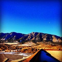 Photo taken at Cheyenne Mountain Resort by David B. on 1/4/2013