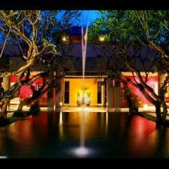 Photo taken at Di Astana Villa Bali by Wahyu M. on 12/23/2012