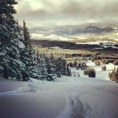 Photo taken at Breckenridge Ski Resort by Stacy S. on 4/19/2013