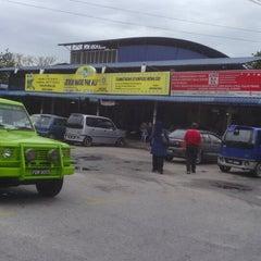 Photo taken at Kompleks Medan Suri by Afif F. on 2/14/2013