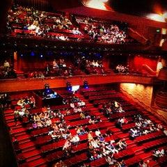 Photo taken at Teatro Bradesco by Hale B. on 10/15/2012