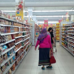 Photo taken at Carrefour by Nurhendro P. on 10/4/2015