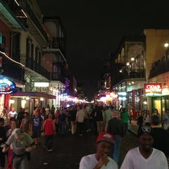 Photo taken at Rue Bourbon by Dean G. on 3/18/2013
