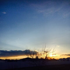 Photo taken at Mountain Home AFB by Audrey K. on 4/3/2014