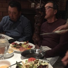 Photo taken at Rafain Brazilian Steakhouse by Sooyeon L. on 2/13/2016