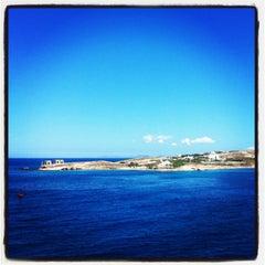 Photo taken at Λιμάνι Πάρου by Phaedra T. on 6/3/2013