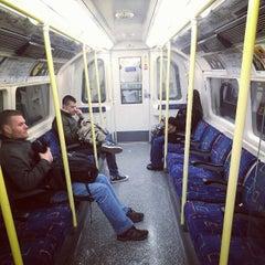 Photo taken at Tufnell Park London Underground Station by Porranai N. on 11/4/2012