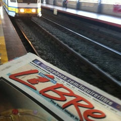 Photo taken at LRT 1 (5th Avenue Station) by Jerome S. on 2/6/2013