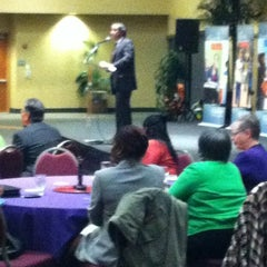 Photo taken at Jacobs Center for Neighborhood Innovation by Nasara G. on 11/28/2012