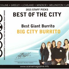 Photo taken at Big City Burrito - Official Site by Big City Burrito - Official Site on 4/22/2015