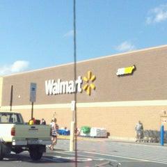 Photo taken at Walmart Supercenter by Brandan S. on 6/29/2013